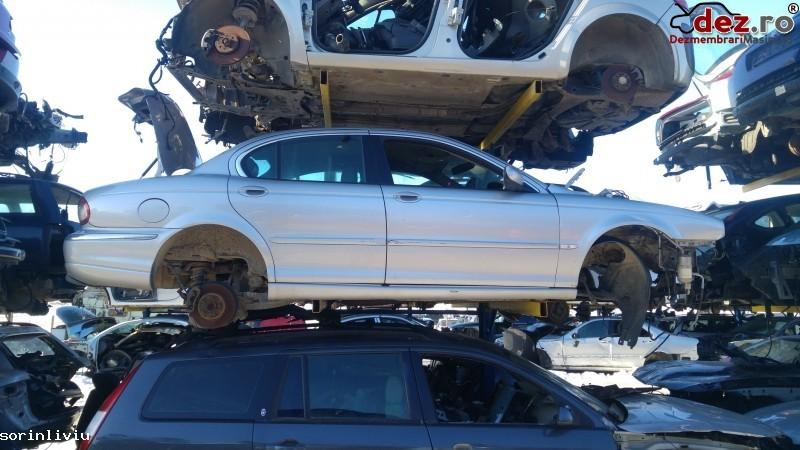Dezmembram Jaguar X Type 2002 - 2006 2 0d 2 0d  Dezmembrări auto în Agigea, Constanta Dezmembrari