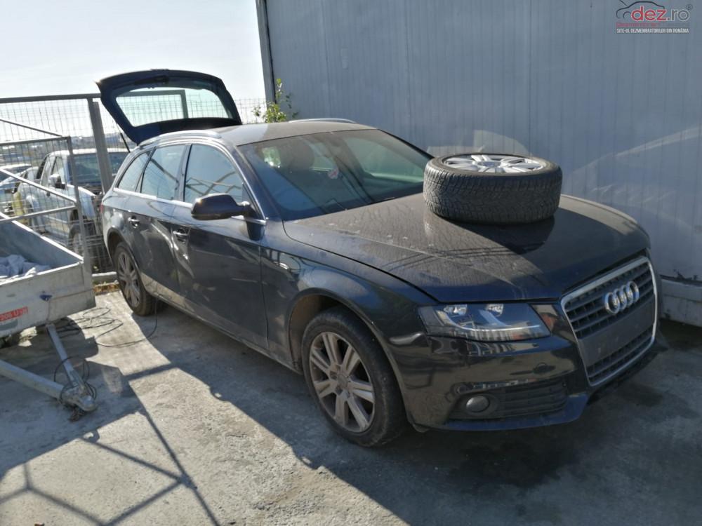 Dezmembrari Audi A4 B8 2 0 Caga Cut Man Lln  Dezmembrări auto în Constanta, Constanta Dezmembrari