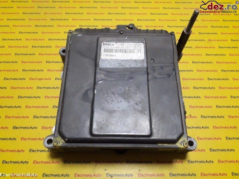 ECU Calculator motor DAF 95 XF 430 0281010045, 1365685 Dezmembrări auto în Suceava, Suceava Dezmembrari
