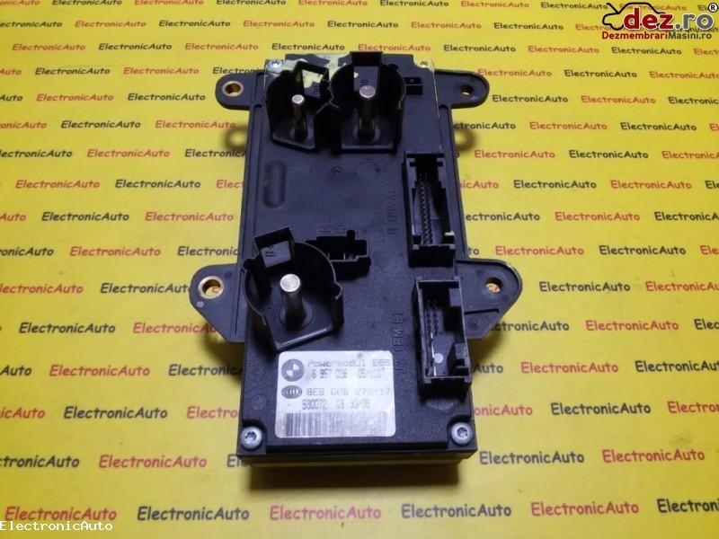 Calculator baterie BMW E65 6957026, 8ES00827017 Dezmembrări auto în Suceava, Suceava Dezmembrari