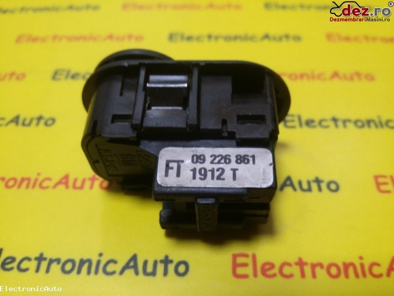 Buton Reglare Oglinzi Opel, 09226861