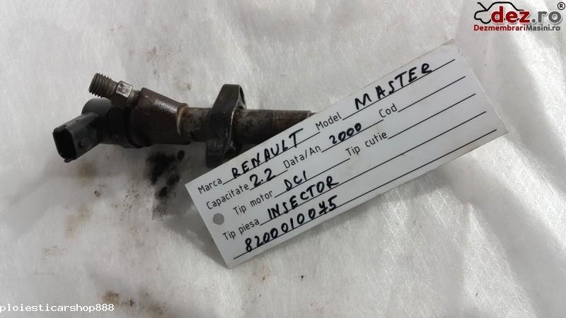 Injector Renault Avantime 2003 cod 82 00 010 075 Piese auto în Ploiesti, Prahova Dezmembrari