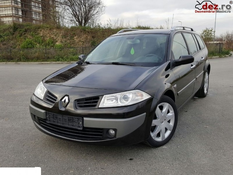 Imagine Dezmembram Renault Megane 2 Facelift 2006 2009 in Popesti-Leordeni