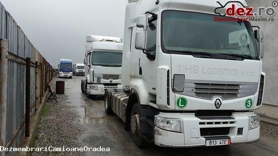 Dezmembrez Renault Premium 2005-2012 Dezmembrări camioane în Oradea, Bihor Dezmembrari
