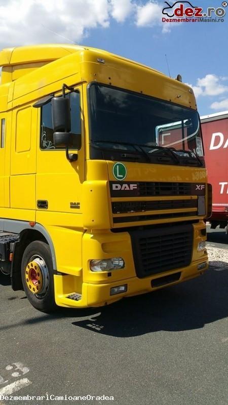 Dezmembrez Daf Xf 95 105 Dezmembrări camioane în Oradea, Bihor Dezmembrari