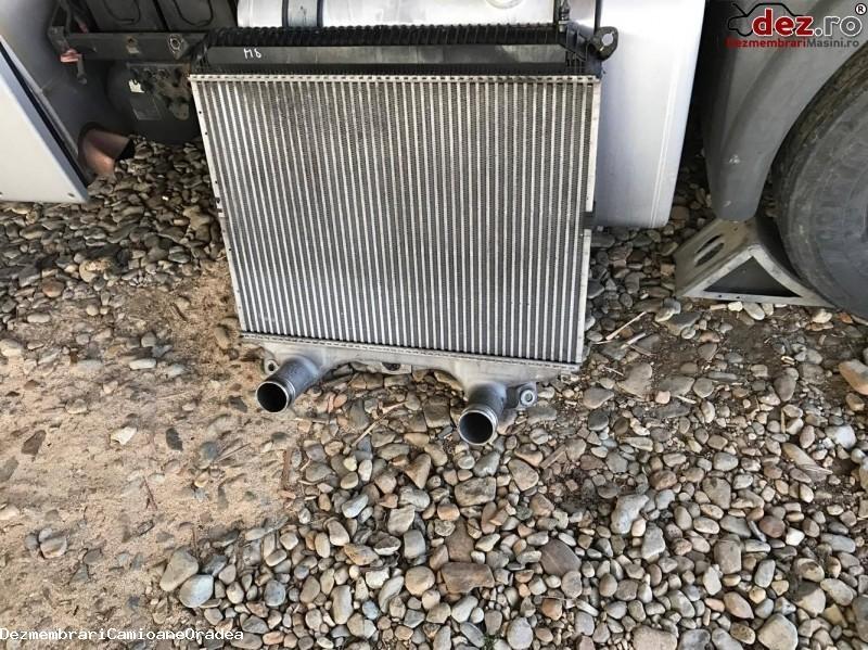 Radiator intercooler MAN TGA Dezmembrări camioane în Oradea, Bihor Dezmembrari