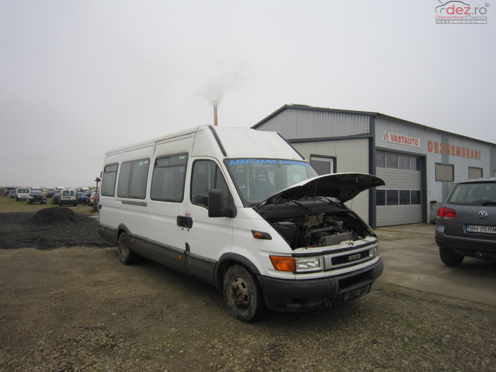 Dezmembrez Iveco Daily 3 2004 Bus 2 8 Diesel