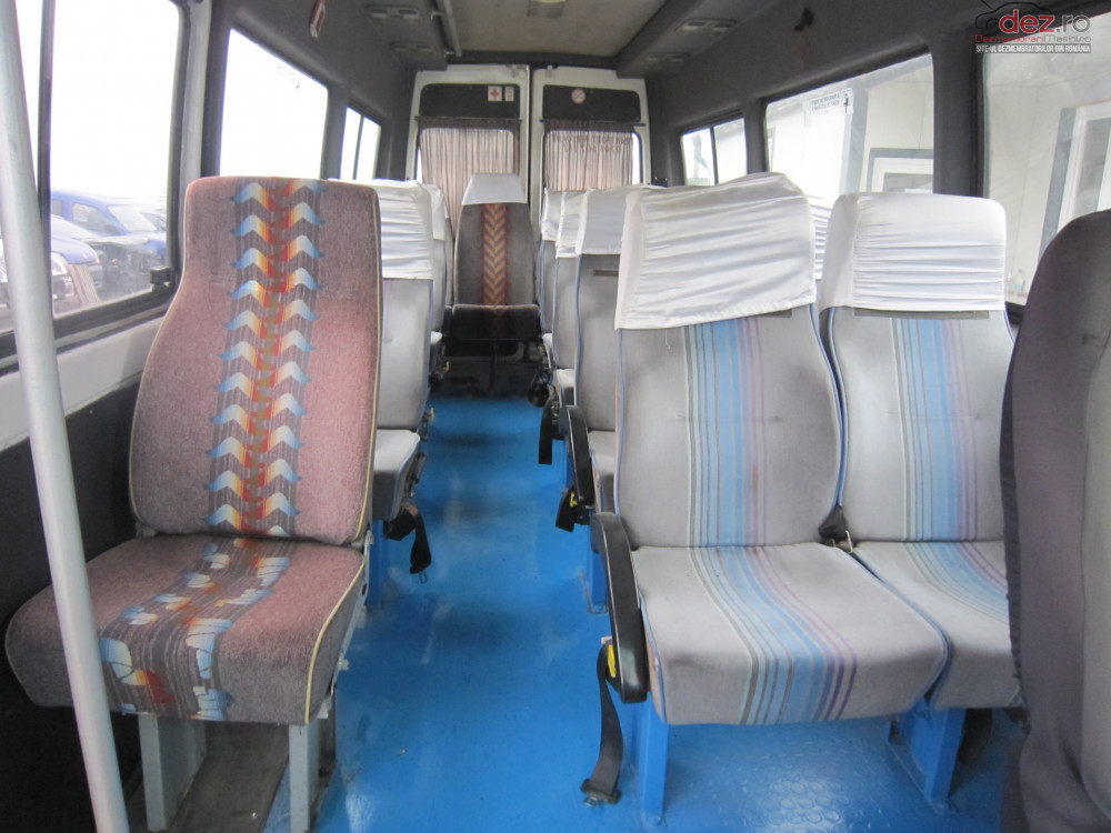 Dezmembrez Mercedes Sprinter W905 2004 Bus 2 7 Cdi Dezmembrări auto în Rosiori, Bihor Dezmembrari