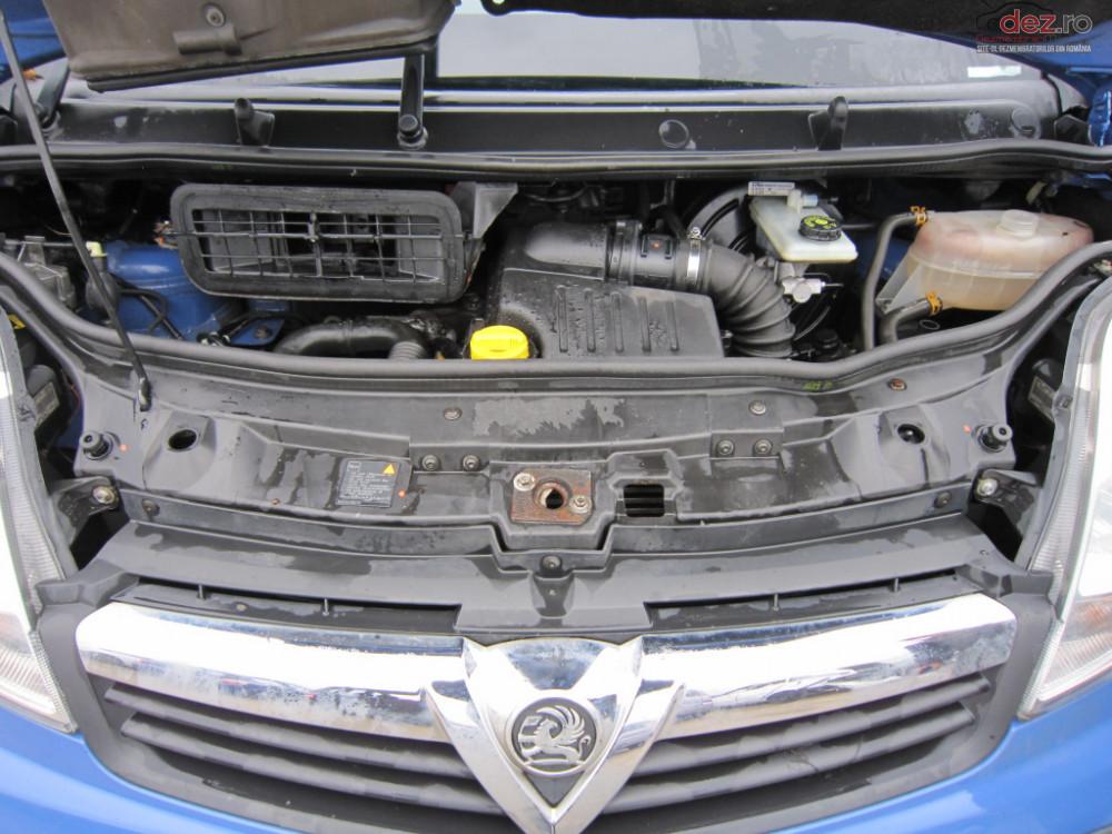 Dezmembram Opel Vivaro 2 0 Cdti / Dci An 2001 2011 Dezmembrări auto în Rosiori, Bihor Dezmembrari