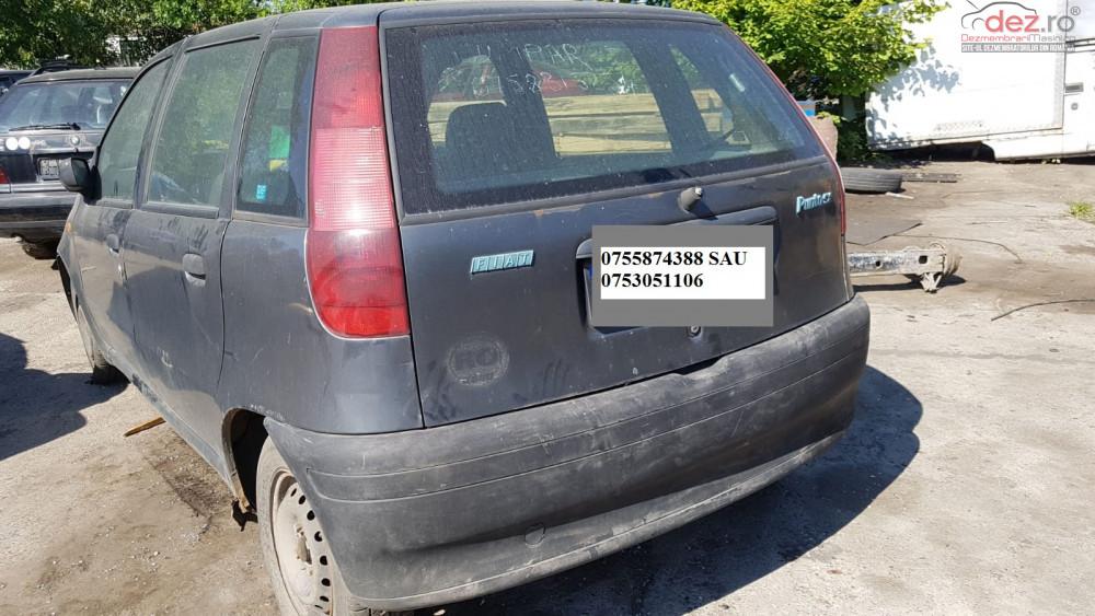 Dezmembrez Fiat Punto An Fabricatie 1995 Benzina 1 2 în Galati, Galati Dezmembrari