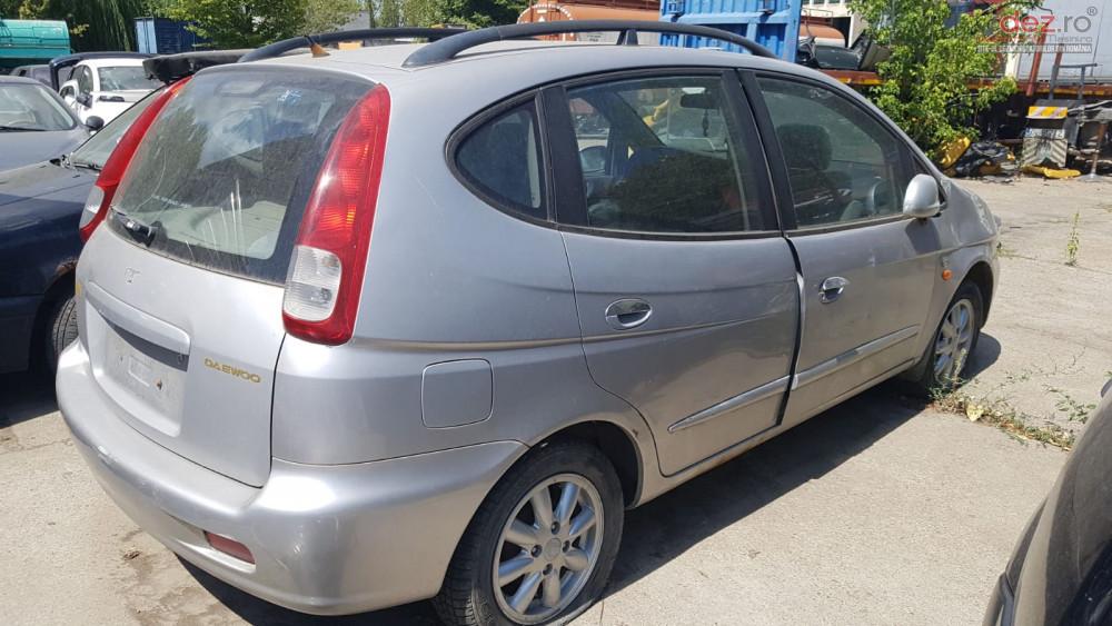 Dezmembrez Daewoo Tacuma 2003 2 0 Benzina Tip Motor Daewoo T20sed Dezmembrări auto în Galati, Galati Dezmembrari