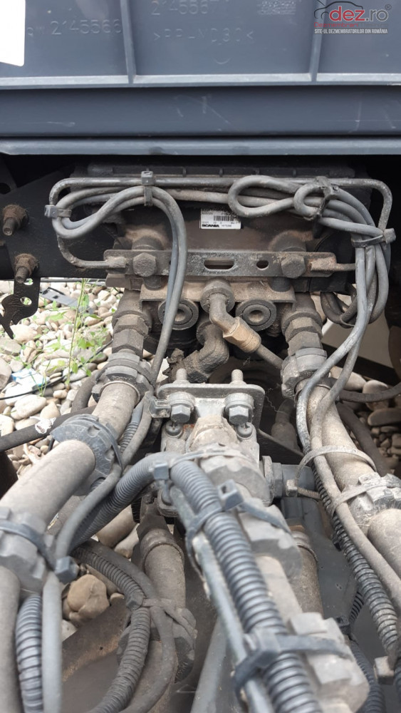 Supapa Ebs Scania Euro 6 Dezmembrări camioane în Buzau, Buzau Dezmembrari