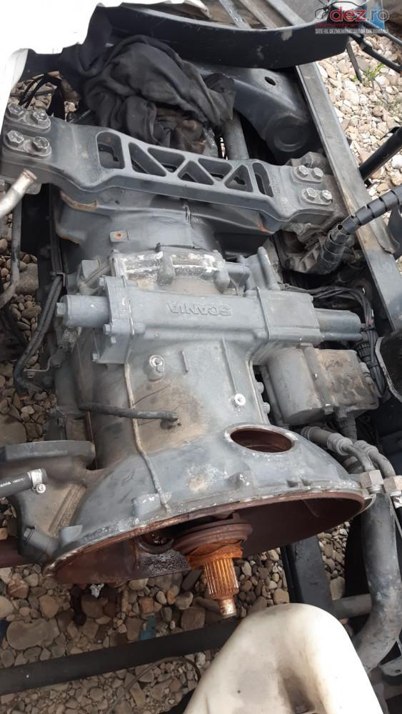 Cutie Viteze Scania Euro 6 Dezmembrări camioane în Buzau, Buzau Dezmembrari
