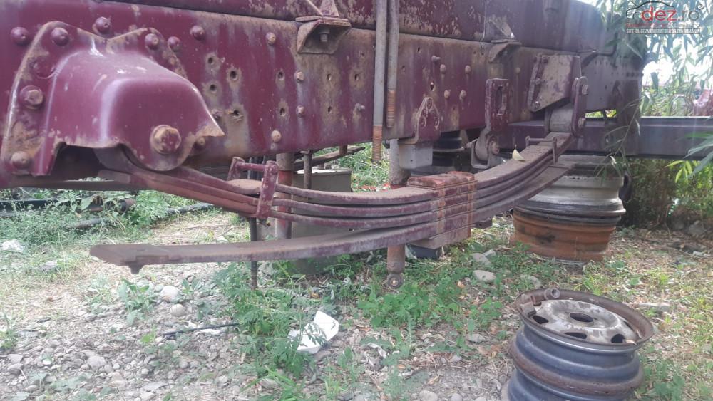 Arcuri Iveco Eurocargo Dezmembrări camioane în Buzau, Buzau Dezmembrari