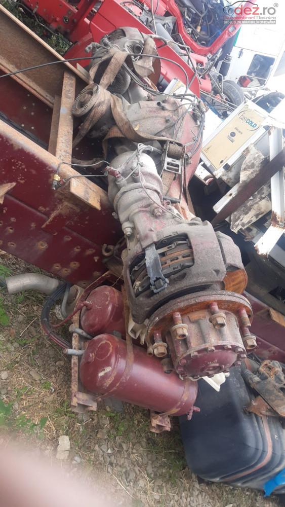 Punte Completa Iveco Eurocargo Dezmembrări camioane în Buzau, Buzau Dezmembrari