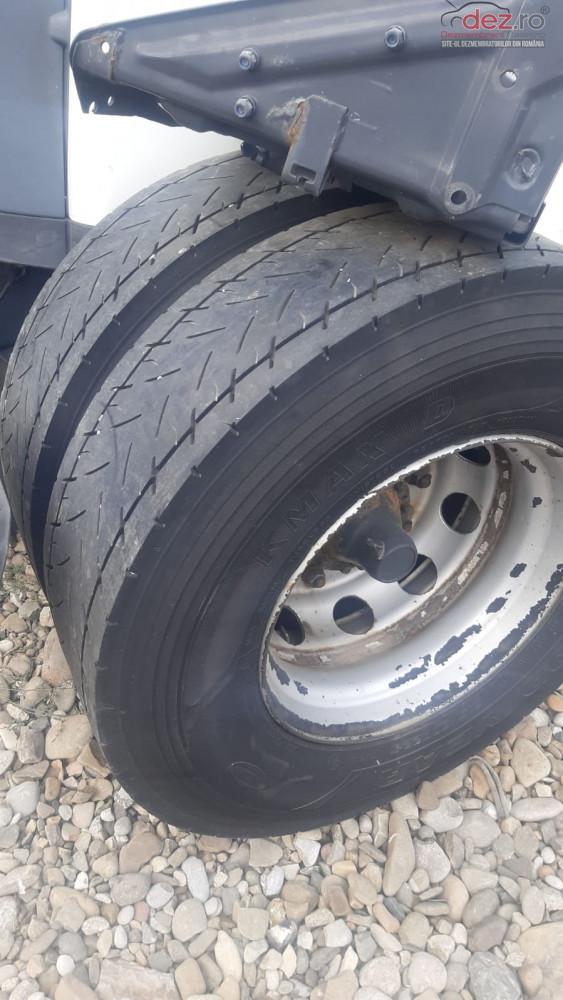 Jante Cu Cauciucuri Goodyear 315/80/22 5 An 4815 Dezmembrări camioane în Buzau, Buzau Dezmembrari