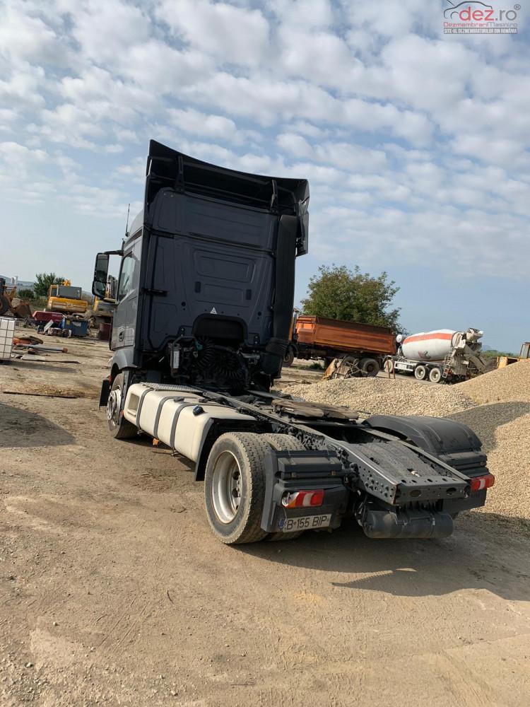 Dezmembrez Mercedes Actros Euro6 An 2014 450/420 Cp Dezmembrări camioane în Buzau, Buzau Dezmembrari