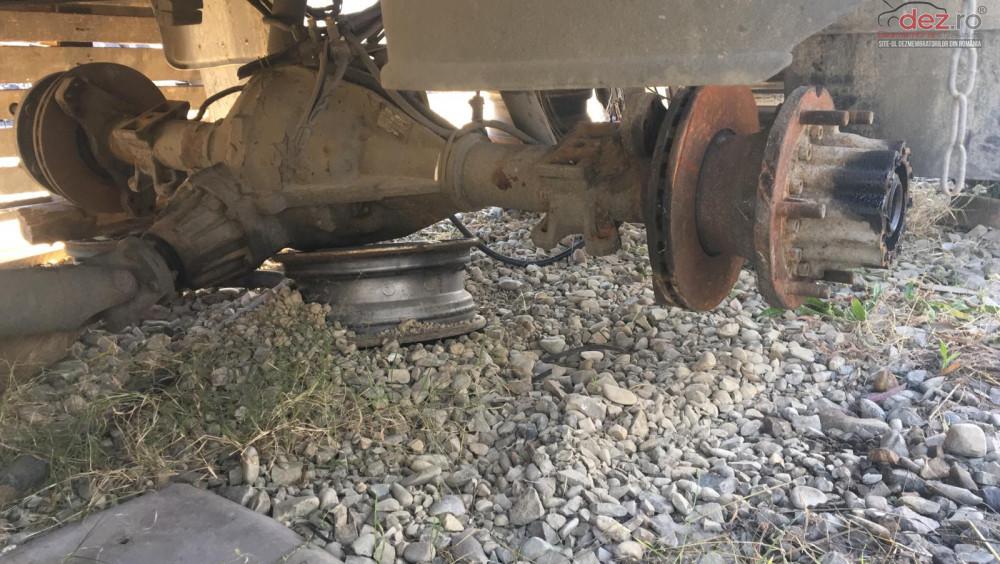 Punte Man 7 Tone Dezmembrări camioane în Buzau, Buzau Dezmembrari