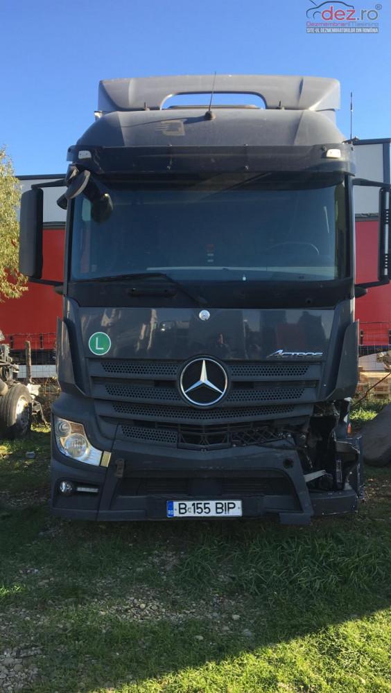 Accesorii Cabina Mercedes Mp4 Dezmembrări camioane în Buzau, Buzau Dezmembrari