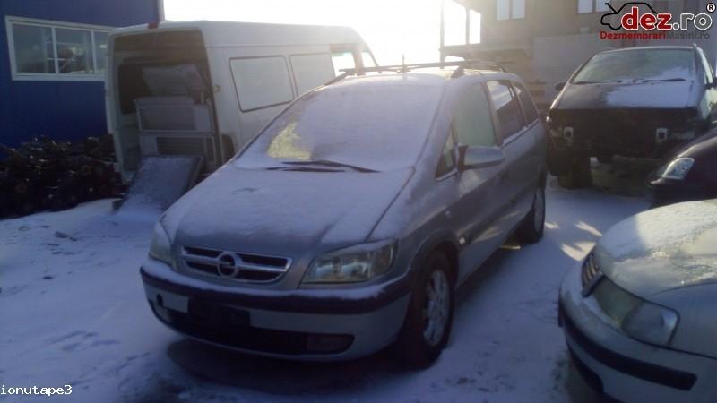 Vand Opel Zafira A 2001 Mașini avariate în Dumbraveni, Suceava Dezmembrari