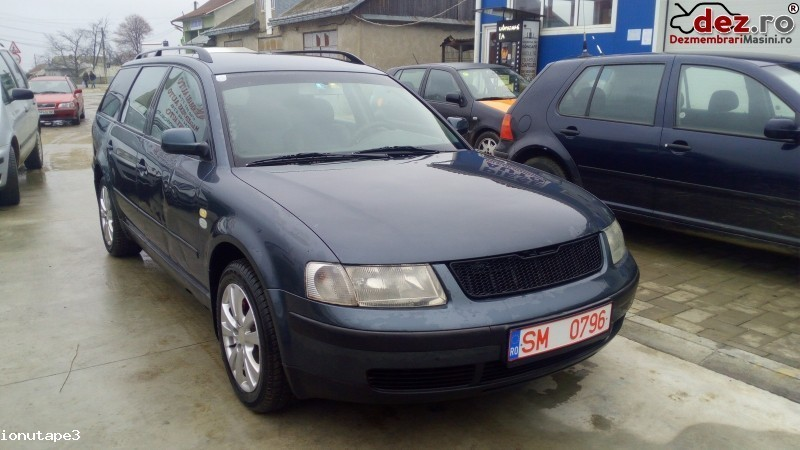 Vand Vw Passat Variant 1 9 Euro 3 Mașini avariate în Dumbraveni, Suceava Dezmembrari