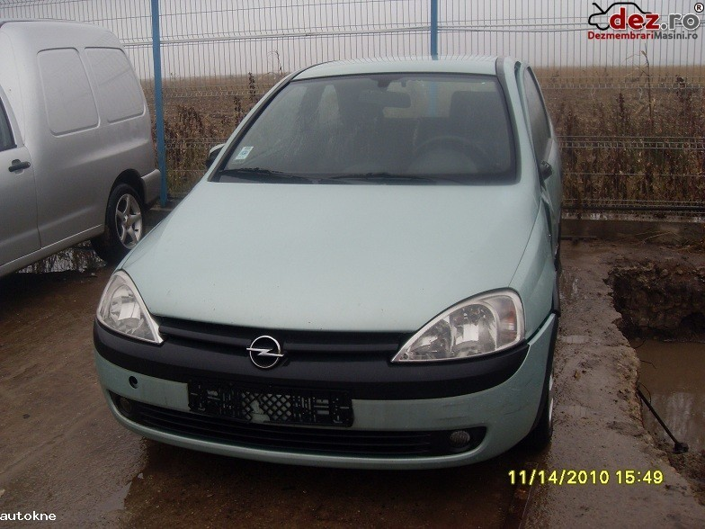 Dezmembrez Opel Corsa C 2000 - 2007 1 4 16v Dezmembrări auto în Belciugatele, Calarasi Dezmembrari