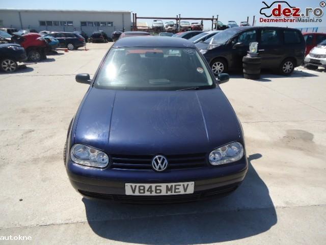 Dezmembrez Volkswagen Golf Iv 1998 2004 1 6 16v Azd Dezmembrări auto în Belciugatele, Calarasi Dezmembrari