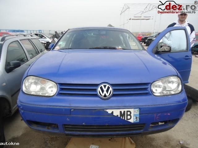 Dezmembrez Volkswagen Golf Iv Din 1998  2004   1 8 Tb  Dezmembrări auto în Belciugatele, Calarasi Dezmembrari