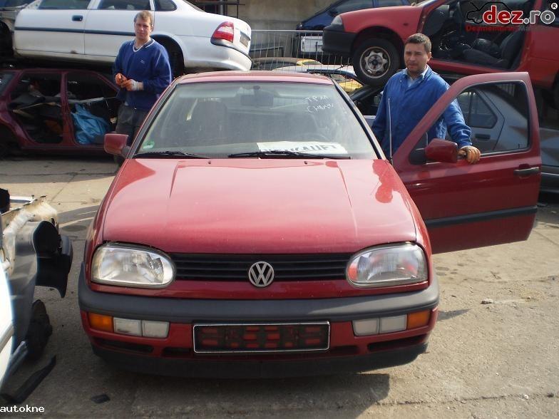 Dezmembrez Volkswagen Golf Iii Din 1993 1998 1 8 B Dezmembrări auto în Belciugatele, Calarasi Dezmembrari