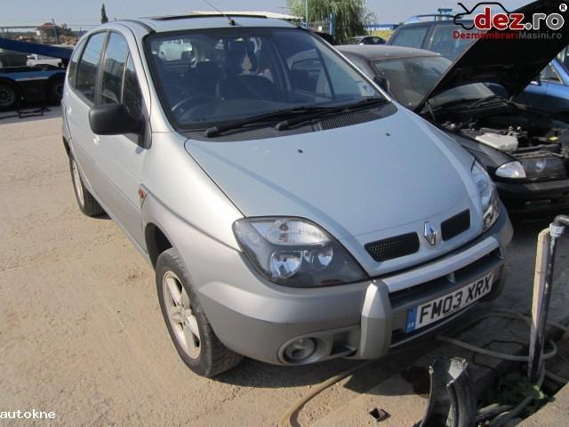 Dezmembrez Renault Scenic Rx4 Din 2000 - 2003 1 9 Dci 4x4 Dezmembrări auto în Belciugatele, Calarasi Dezmembrari