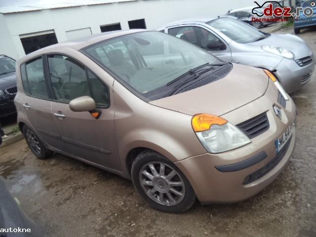 Dezmembrez Renault Modus Din 2004 - 2006 1 6 16v Dezmembrări auto în Belciugatele, Calarasi Dezmembrari