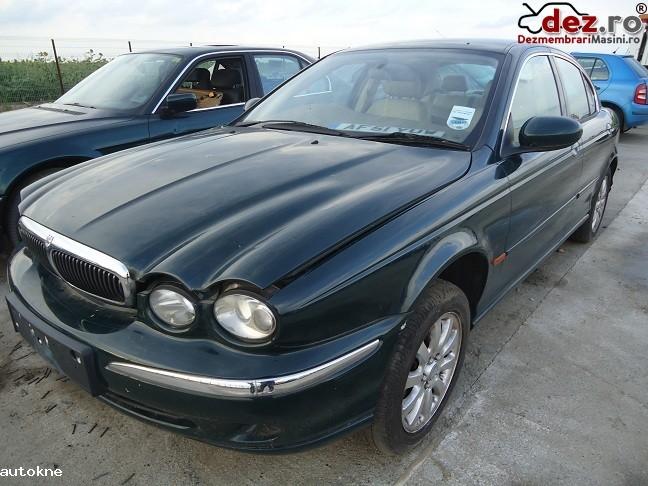 Dezmembrez Jaguar X  Type Din 2006   Motor 2 0 Diesel  Dezmembrări auto în Belciugatele, Calarasi Dezmembrari