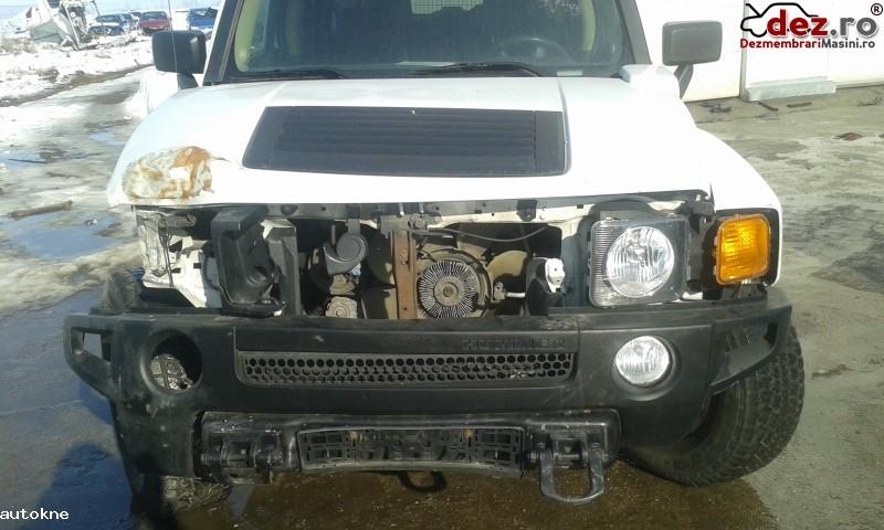 Dezmembrez Hummer H3 Din 2006 Dezmembrări auto în Belciugatele, Calarasi Dezmembrari