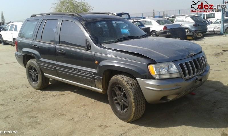 Dezmembrez  Jeep Grand Cherokee   Fabricatie 1996  2003  Dezmembrări auto în Belciugatele, Calarasi Dezmembrari