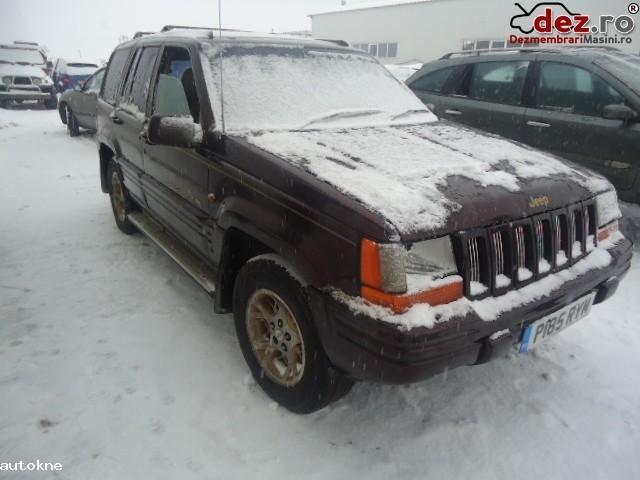 Dezmembrez Jeep Grand Cherokee Din 1995  1998   4 0 B   4×4  Dezmembrări auto în Belciugatele, Calarasi Dezmembrari