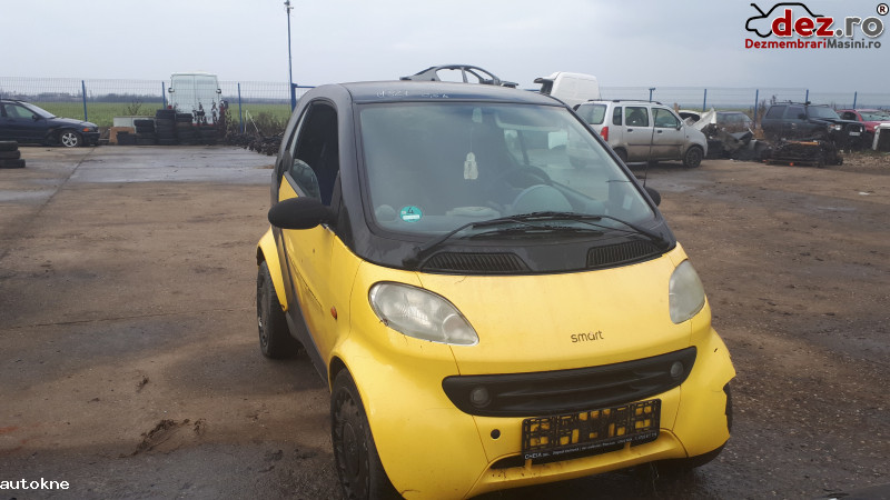 Dezmembrez Smart Fortwo (450) Din 2000 Motor 0 6 Benzina Tip M160 920  Dezmembrări auto în Belciugatele, Calarasi Dezmembrari