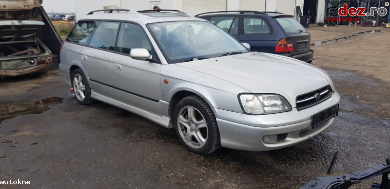 Dezmembrez Subaru Legacy Din 2000 Motor 2 5 Benzina Tip Ej25 Dezmembrări auto în Belciugatele, Calarasi Dezmembrari