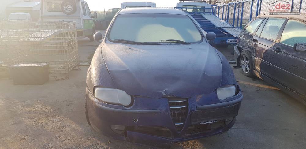 Dezmembrez Alfa Romeo 147 Din 2002 Motor 1 6 Benzina Tip Ar 372 03 Dezmembrări auto în Belciugatele, Calarasi Dezmembrari