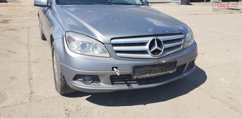 Dezmembrez Mercedes C  Class (w204) C 200 Cdi   An 2011   Tip Motor 651 913  Dezmembrări auto în Belciugatele, Calarasi Dezmembrari