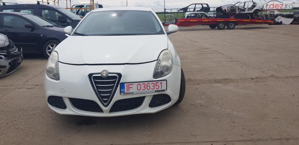 Alfa Romeo Giulietta (940) Din 2011 Motor 1 6 Jtdm Tip 940a3000 Dezmembrări auto în Belciugatele, Calarasi Dezmembrari