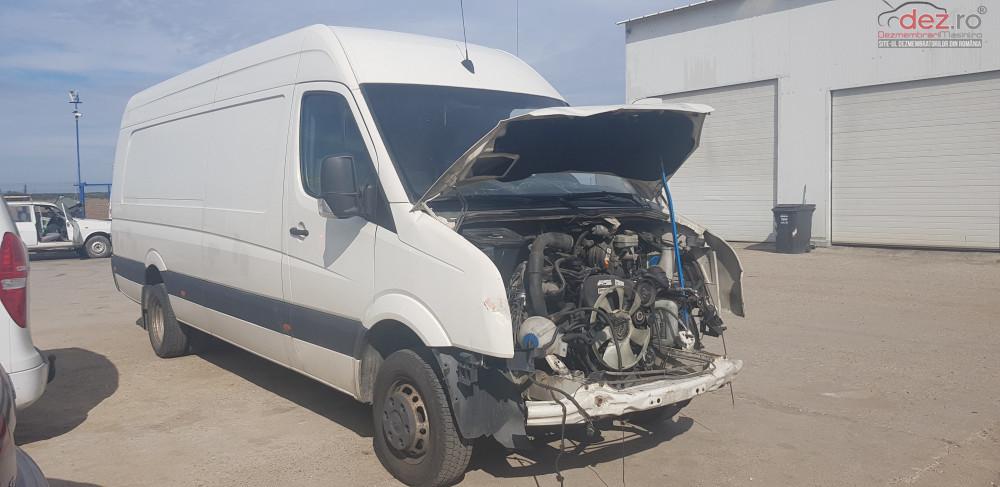 Vw Crafter Din 2010 Motor 2 5 Tdi Tip Motor Cec Dezmembrări auto în Belciugatele, Calarasi Dezmembrari