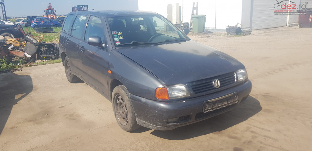 Vw Polo Variant (6kv5) Din 1998 Motor 1 4 Benzina Tip Akv Dezmembrări auto în Belciugatele, Calarasi Dezmembrari