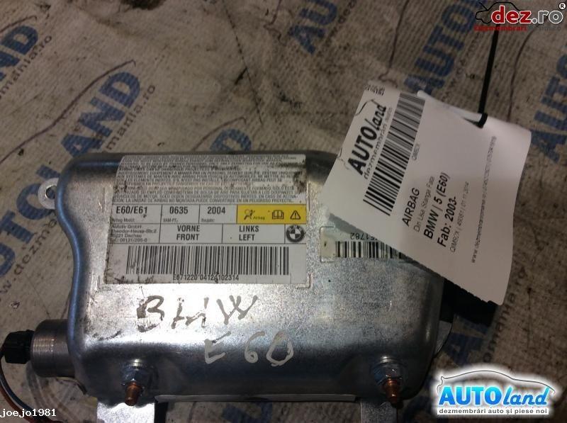 Airbag BMW Seria 5 fabricatie 2003 Din Usa Stanga Fata Dezmembrări auto în Tautii Margheraus, Maramures Dezmembrari