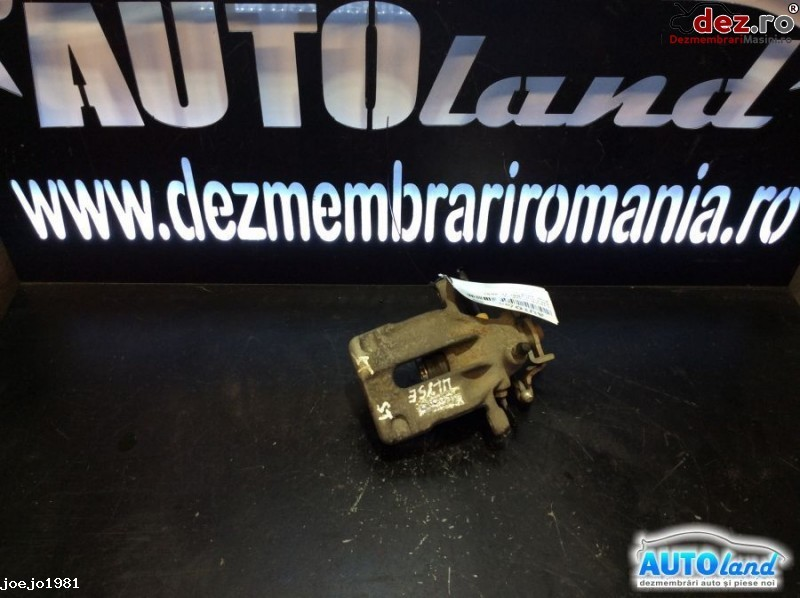 Etrier Fiat Ulysse 179AX 2002 Piese auto în Tautii Margheraus, Maramures Dezmembrari