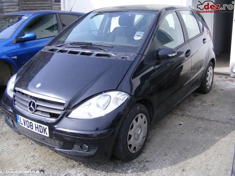 Dezmembrez Mercedes A 150 Benzina Dezmembrări auto în Dej, Cluj Dezmembrari