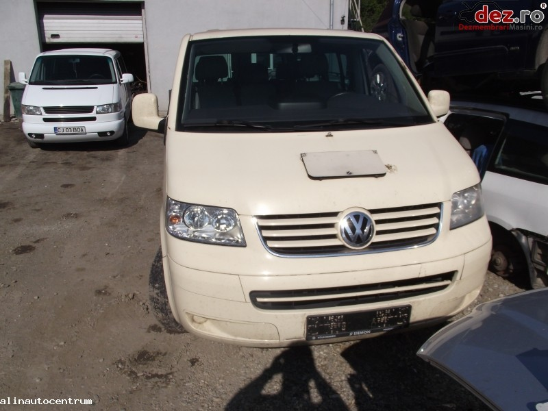 Dezmembrez Volkswagen T5 Caravelle Dezmembrări auto în Dej, Cluj Dezmembrari
