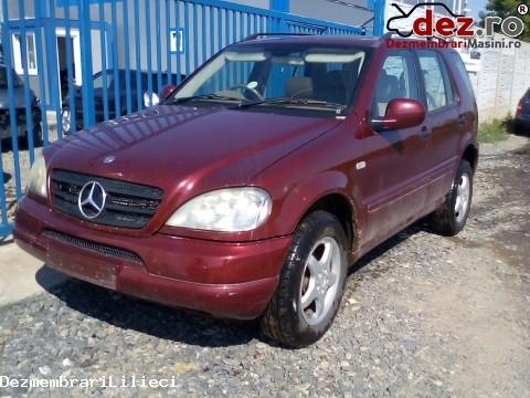 Dezmembrez Mercedes Benz M Class An 2001 Dezmembrări auto în Sinesti, Ialomita Dezmembrari