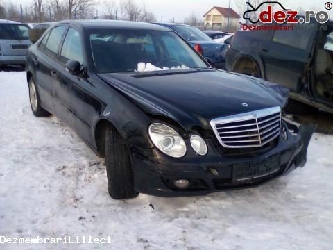 Dezmembrez Mercedes Benz E Class W211 An 2007 Motorizare E 220 Dezmembrări auto în Sinesti, Ialomita Dezmembrari