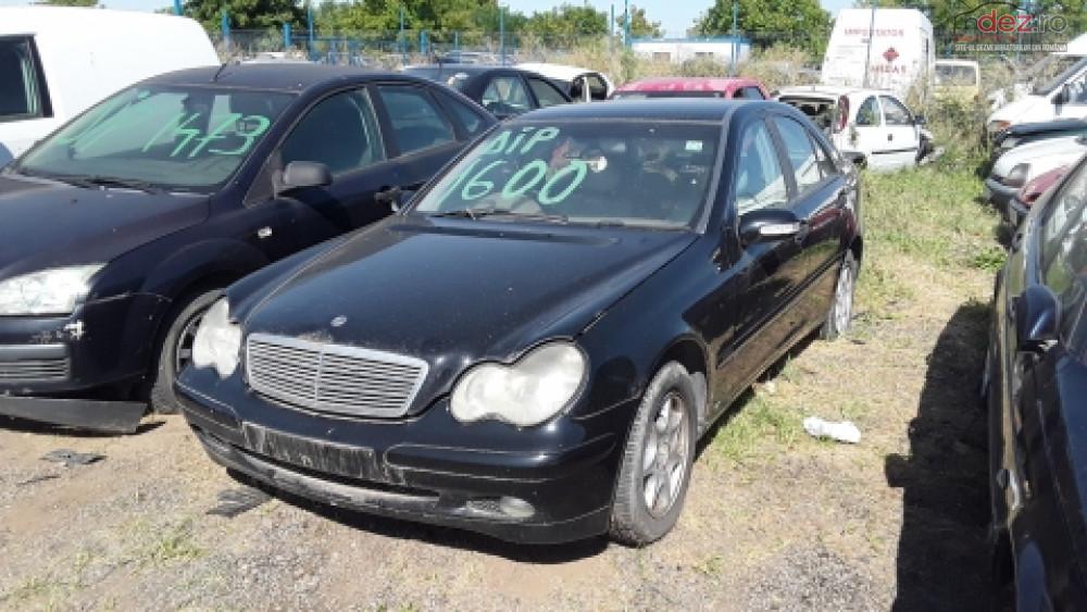 Dezmembrez Mercedes Benz C Class An 2001 în Sinesti, Ialomita Dezmembrari