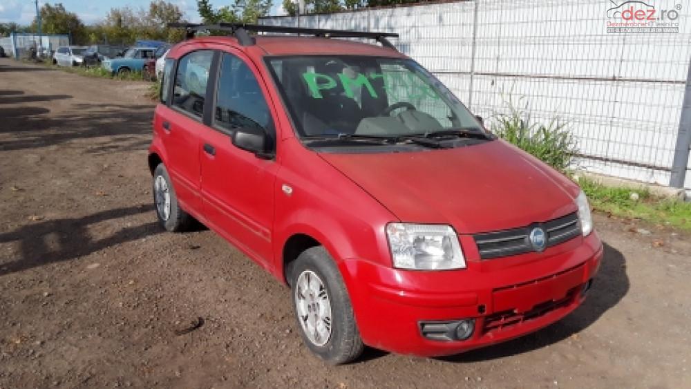 Dezmembrez Fiat Panda An 2005 în Sinesti, Ialomita Dezmembrari